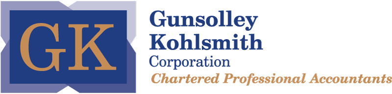 Gunsolley Kohlsmith LLP - Chartered Professional Accountants